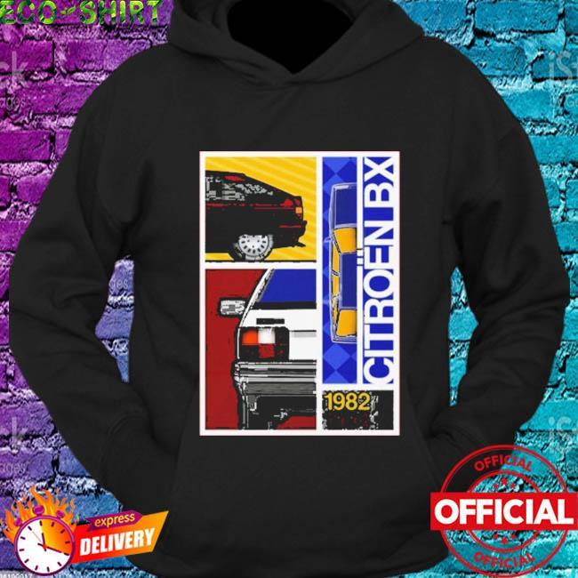 Citroen Bx 1982 1994 s hoodie