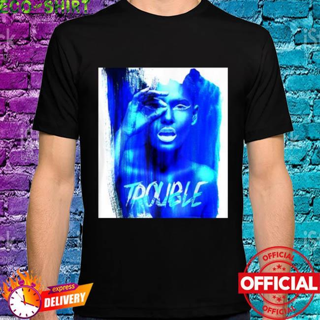 Misfit trouble shirt