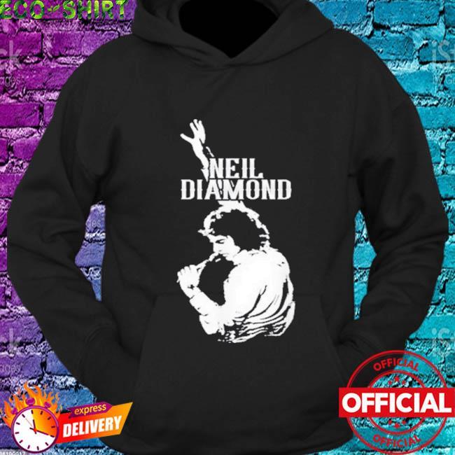 Neil diamonds vaporware s hoodie
